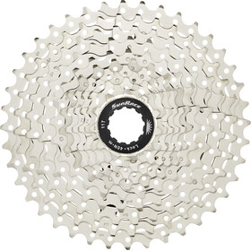 SunRace CSMS8 Cassette 11-speed metallic